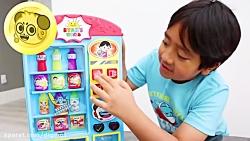 رایان - ماجراهای جدید رایان و مامانی - اسباب بازی فروشگاهی