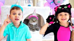 دیانا و روما :: بهترین ماجراهای گربه ای :: ماجراهای دیانا و روما