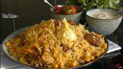 دمپخت افغانی  |  دمپختک افغانی با گوشت