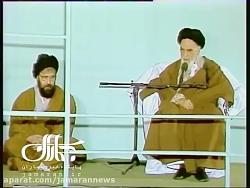 امام خمینی (س): قرآن یک سفرهای است که انداخته شده برای همه طبقات