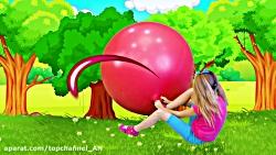 مجموعه بازی های ساشا و دیما _ بازی های جالب برای کودکان