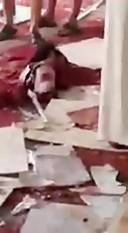 ۲۰ شهید در حمله تروریستی به مسجد شیعیان در عربستان