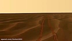نخستین ویدئو با جمعآوری تصاویر ديدنى مریخنوردهای ناسا از سطح مریخ با کیفیت 4K