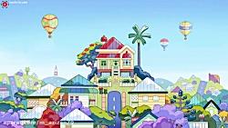 کارتون کودکانه این داستان - آهنگ تابستانی