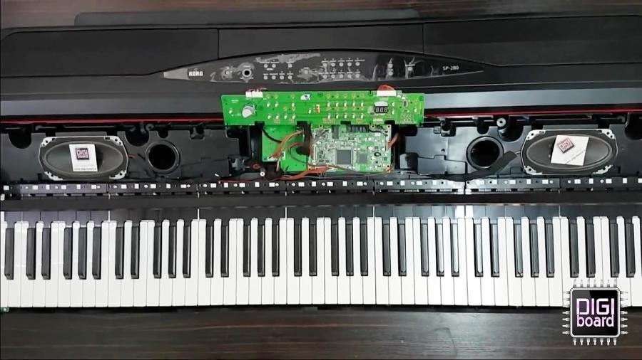 تعمیر تخصصی ارگ و پیانو دیجیتال