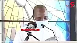 مرگ ناگهانی کشیش حین سخنرانی در کلیسا!