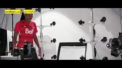 تیزر تبلیغاتی بازی fifa 16 با حضور بانوان