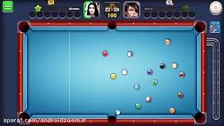 معرفی بازی  Ball Pool  برترین بازی بیلیارد اندروید + مود +مگا مود