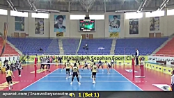 لیگ برتر والیبال ایران ...