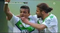خلاصه بازی : دورتموند 1 - 3 وولفسبورگ(جام حذفی آلمان)