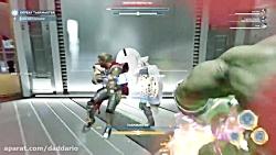 نبرد انتقام جویان با تسک مستر در بازی Marvel's Avengers