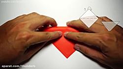 انواع تا کردن در اوریگامی
