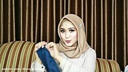 مدلینگ حجاب طرح های زیبا و آرایش های زیبا برای بانوان  قسمت 17