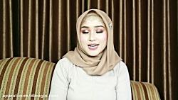 مدلینگ حجاب طرح های زیبا و آرایش های زیبا برای بانوان  قسمت 18