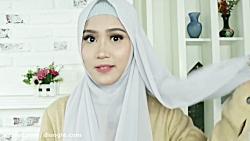 مدلینگ حجاب طرح های زیبا و آرایش های زیبا برای بانوان  قسمت 19