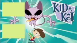 سریال زیبای KID VS KAT فصل1 قسمت ( 3 , 4 )