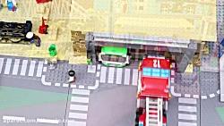 دنیای اسباب بازی های رنگارنگ برای کودکان - بازی با اسباب بازی قسمت 52