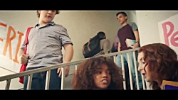 موزیک ویدیو با بازی گیتین ماتارازو/GATEN MATARAZZO