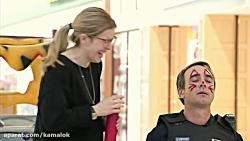 دوربین مخفی - پلیس و سس کچاپ