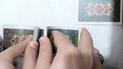 آموزش شعبده بازی با پاسور ( پیدا کردن کارت مجرم )