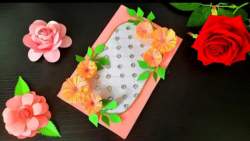 آموزش اوریگامی :: ساخت کارت دعوت نامه و تولد
