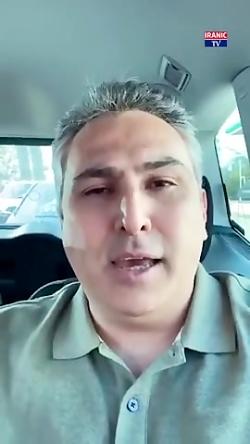 اولین ویدئوی فربد طلایی بعد از آزاد شدن