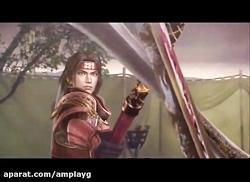بازی جنگجویان سامورایی 2 پارت 2