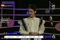 حرف عجیب یک هموطن لر در برنامه زنده