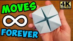 آموزش ساخت اوریگامی چند وجهی به شکل فلکساهدرون