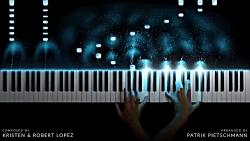 اجرای پیانو آهنگ فیلم Frozen 2 - (منجمد ۲)