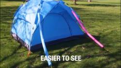 چادر مسافرتی را اینگونه مجهز کنیم