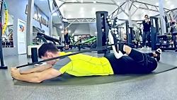 تمریناتی برای رفع زانو ...