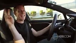 بررسی خودروی برقی تسلا مدل S مدل 2016