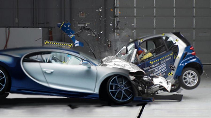پرهزینه ترین تست تصادف خودرو های گران قیمت ! ! !