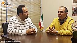 مصاحبه جناب آقای دکتر حاجی یخچالی با آقای دکتر علی اسدالهی