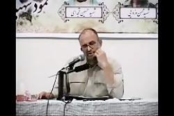 سخنرانی سردار قاسمی در ستایش فاتح خرمشهر سردار قجه ای