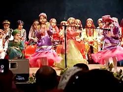 جشن فارغ التحصیلی پیش دبستانی و مهد کودک