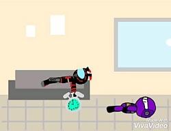 فصل سوم قسمت اول جک ربات (بازی های خطرناک)