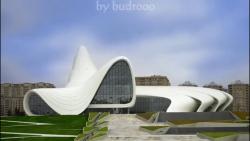 48 ساعت گردش در باکو -  Baku...
