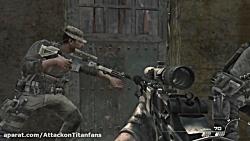 گیم پلی بازی مدرن وارفر3 پارت 2/modern warfare 3