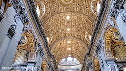 30 -کلیسای سَنتپیتر، بزرگترین کلیسای جهان