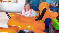 برنامه کودک جدید کتی این داستان شهربازی آبی