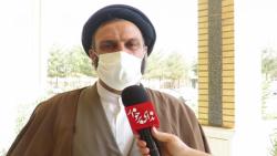 امام جمعه دولت آباد: زحمات نیروی انتظامی قابل تقدیر است