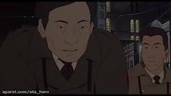 انیمیشن Jin-Roh: The Wolf Brigade 1999  جین-رو: فرقه گرگ ها