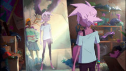 انیمیشن کیپو فصل 1 قسمت 1 با زیرنویس فارسی 2020 Kipo and the Age of Wonderbeasts