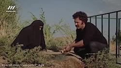سریال نجلا _ قسمت 9