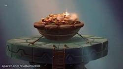 انیمیشن داکی اردک و چراغ جادو دوبله فارسی