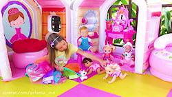 ماجراهای سوفیا / بازی سوفیا با عروسک های کودک