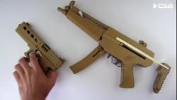 ساخت تفنگ خشاب دار با ک...