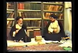 تقوای شیخ انصاری در بیا...